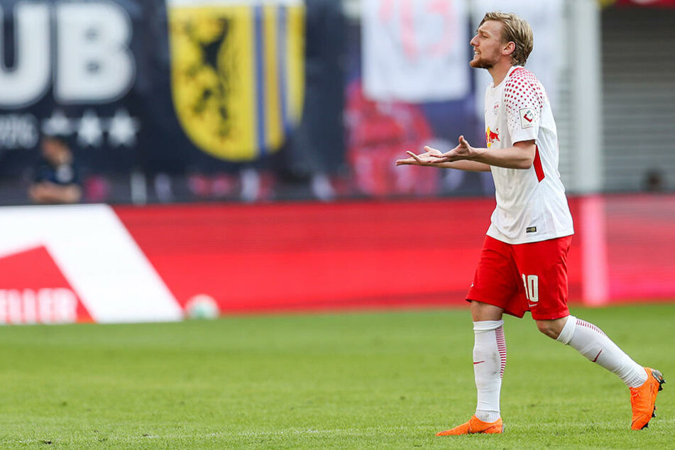 DFB-Sportgericht Saison-Aus für Emil Forsberg