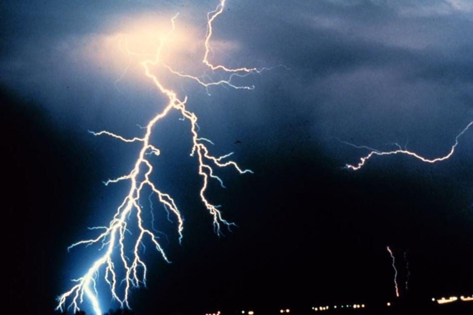 Schwere Unwetter in Polen - Tausende ohne Strom