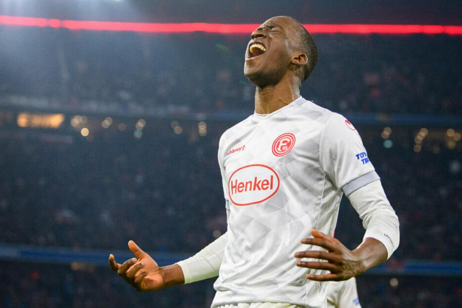 Bayern-Schreck Dodi Lukebakio soll die Offensive von Hertha BSC verstärken.