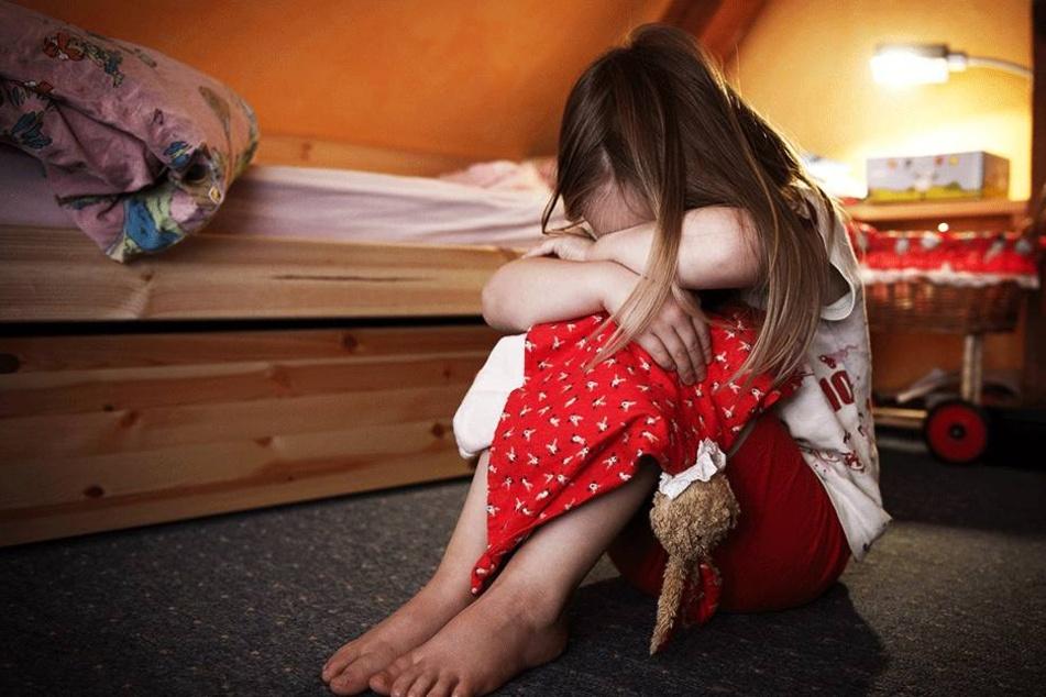 Seit sie acht war, wurde sie missbraucht (Symbolbild).