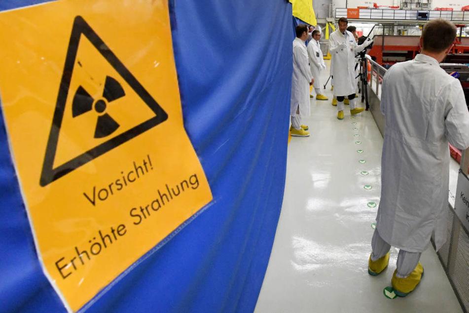 Das Kernkraftwerk Brunsbüttel ist seit 2007 abgeschaltet. (Archivbild)