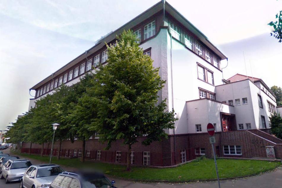 Das Helmholtz-Gymnasium hat eine Partnerschaft mit dem DSC Arminia Bielefeld.