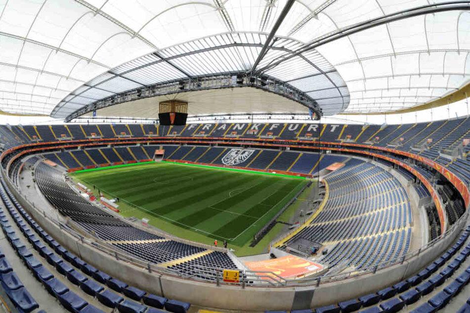 Die Commerzbank Arena bleibt weiterhin im Besitz der Stadt Frankfurt.