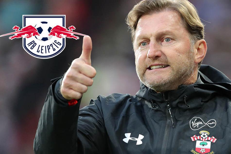 RB Leipzigs Ex-Trainer Hasenhüttl mischt die Premier League auf