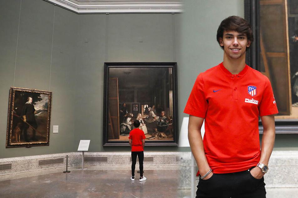 """126-Millionen-Euro-Hammer: Atlético Madrid angelt sich dieses """"Jahrhunderttalent""""!"""