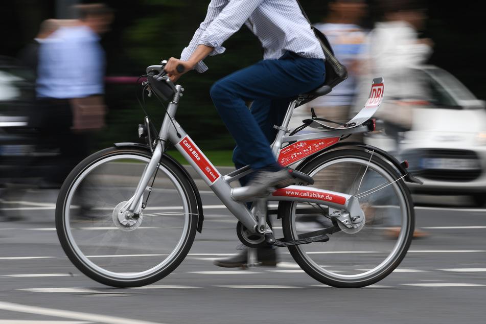 Call a Bike der Deutschen Bahn in Düsseldorf plötzlich verboten!