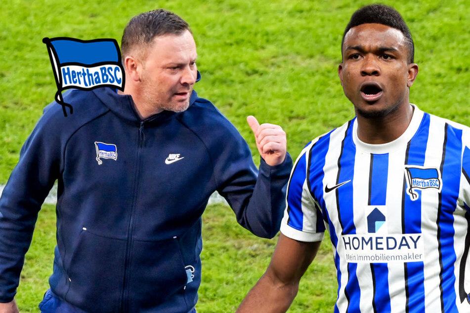 Hertha BSC: Pal Dardai kann im Sturm wieder auf Jhon Cordoba bauen