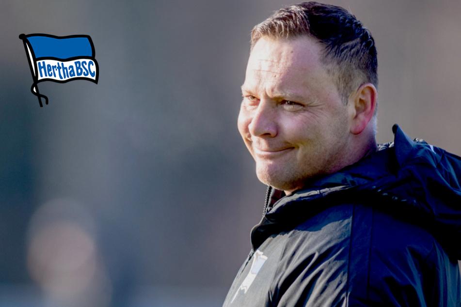 """""""Willkommen zurück Pal"""": Hertha legt eigenes Shirt für Trainer auf"""