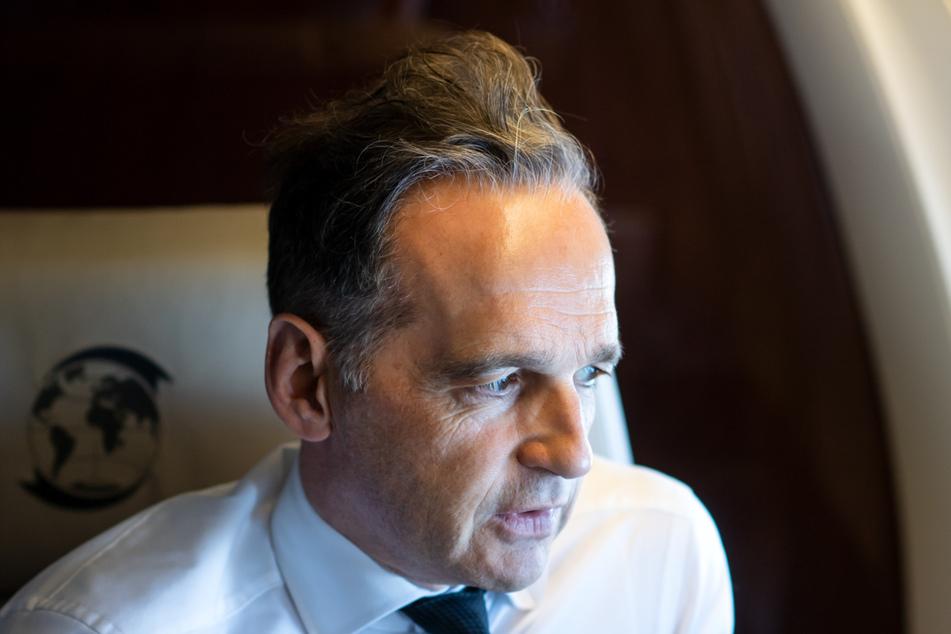 Bundesaußenminister Heiko Maas (53). (Archivbild)