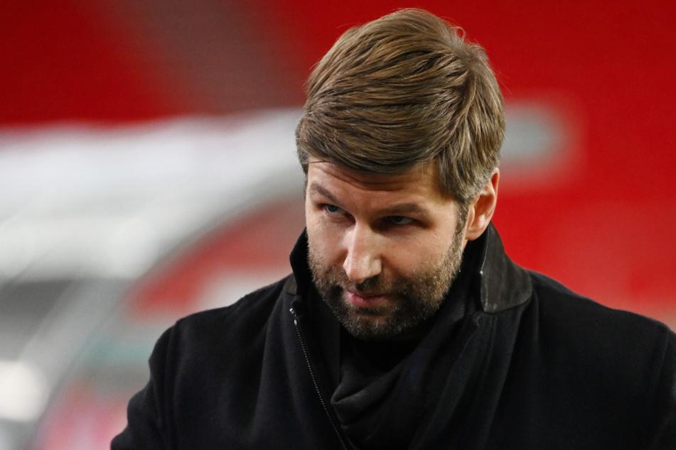 Thomas Hitzlsperger will den Fokus nach der Datenaffäre beim VfB Stuttgart wieder auf das Sportliche lenken.