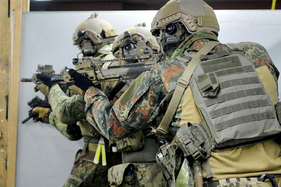 Abgezweigte Munition: KSK-Soldaten geben im Leipziger Prozess Einblicke in ihre geheime Welt