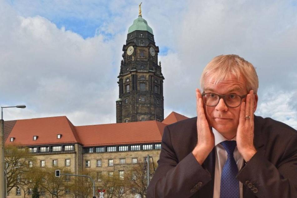 Einsturzgefahr: Mitarbeiter müssen Rathaus räumen