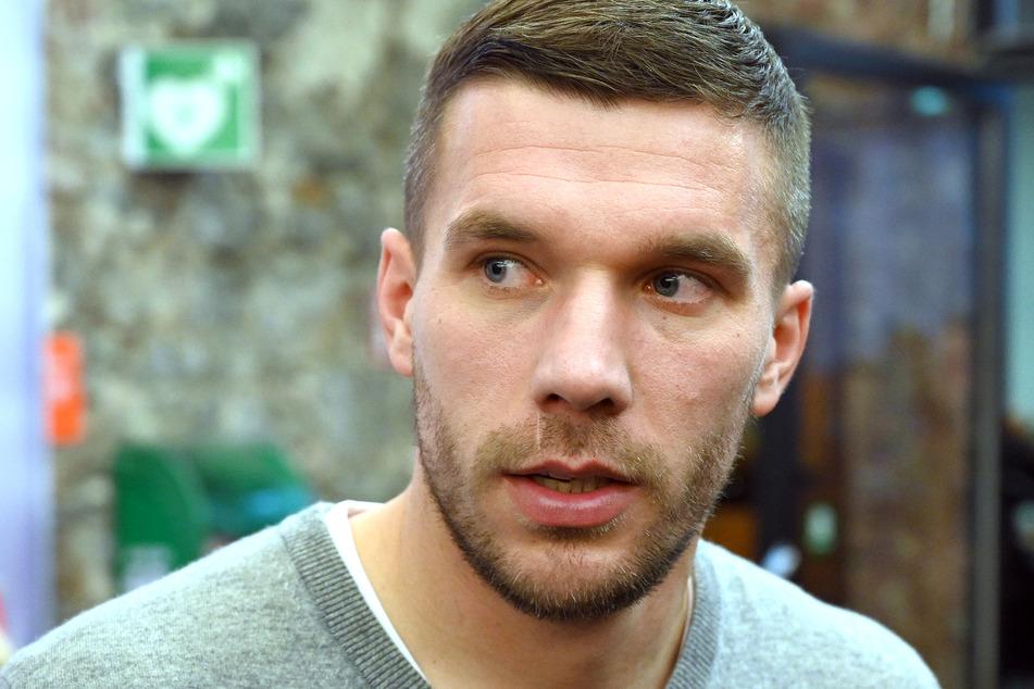 Lukas Podolski (36): Sein Herz schlägt für den 1. FC Köln.