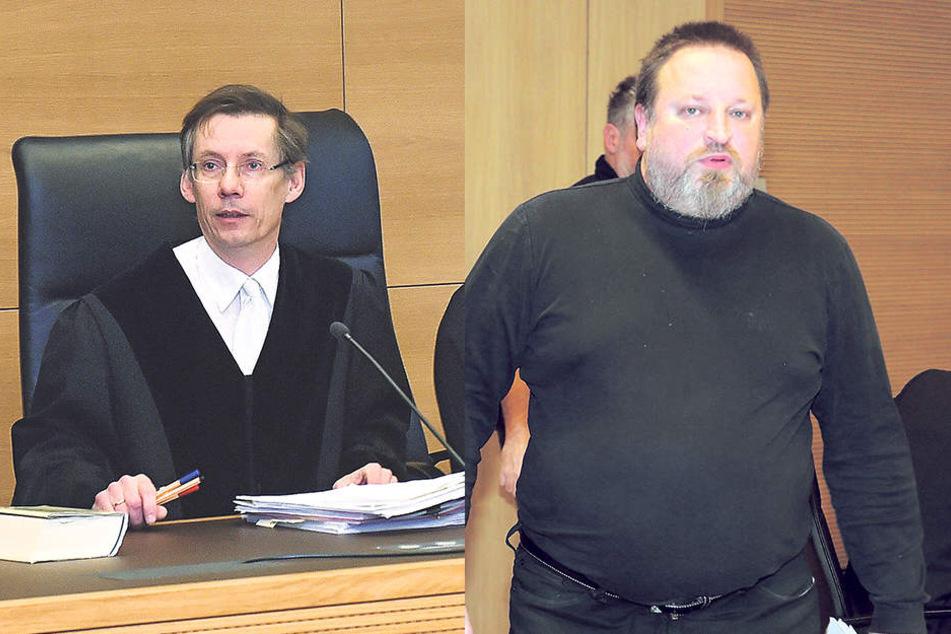 Andreas Kison (47) musste sich gleich von zwei Ärzten eine Bronchitis  bescheinigen lassen, ehe der Richter die Krankschreibung akzeptierte.