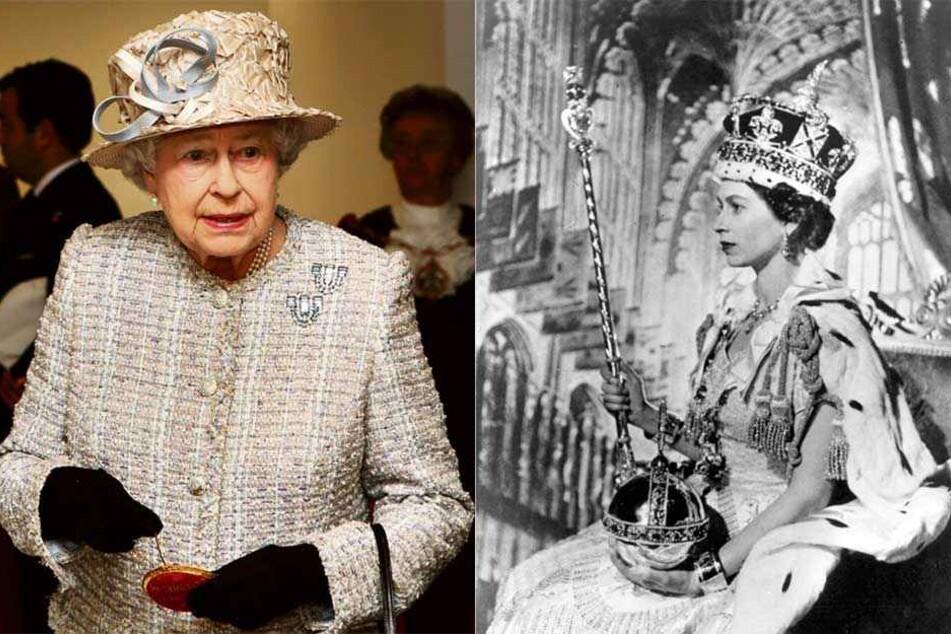 Offizielle Termine verpasst Elizabeth II. (92) nur selten (li.). Die Queen ist das derzeit am längsten amtierende Staatsoberhaupt der Welt. Sie bestieg am 6. Februar 1952 den Thron.