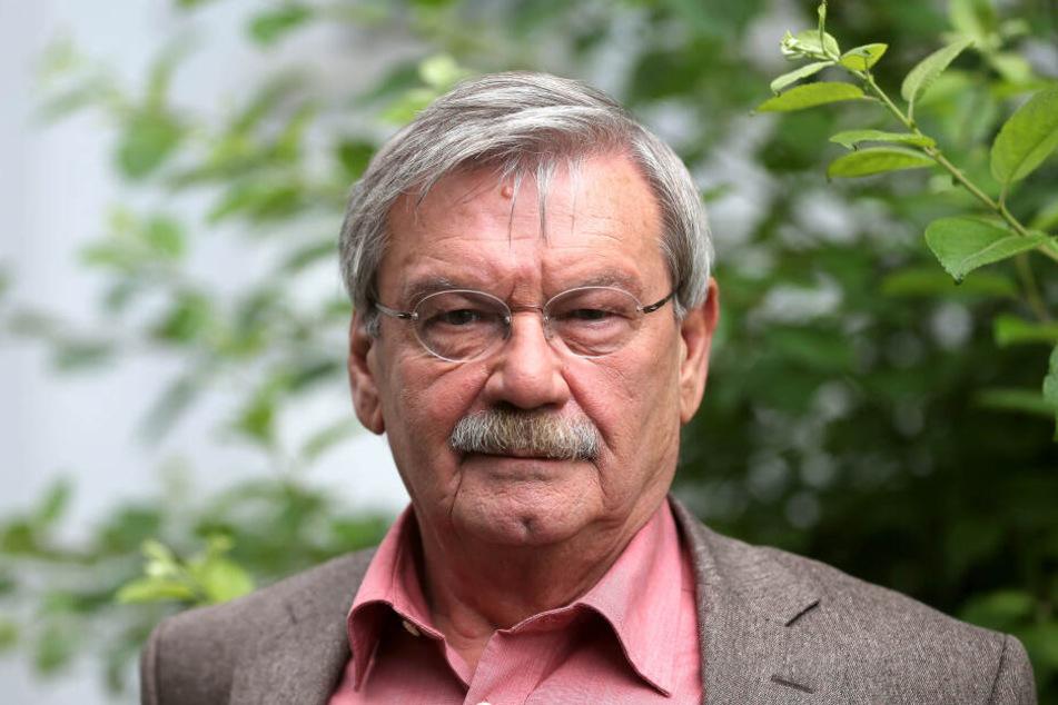 Wolfgang Winkler ist am Samstag im Alter von 76 Jahren verstorben.