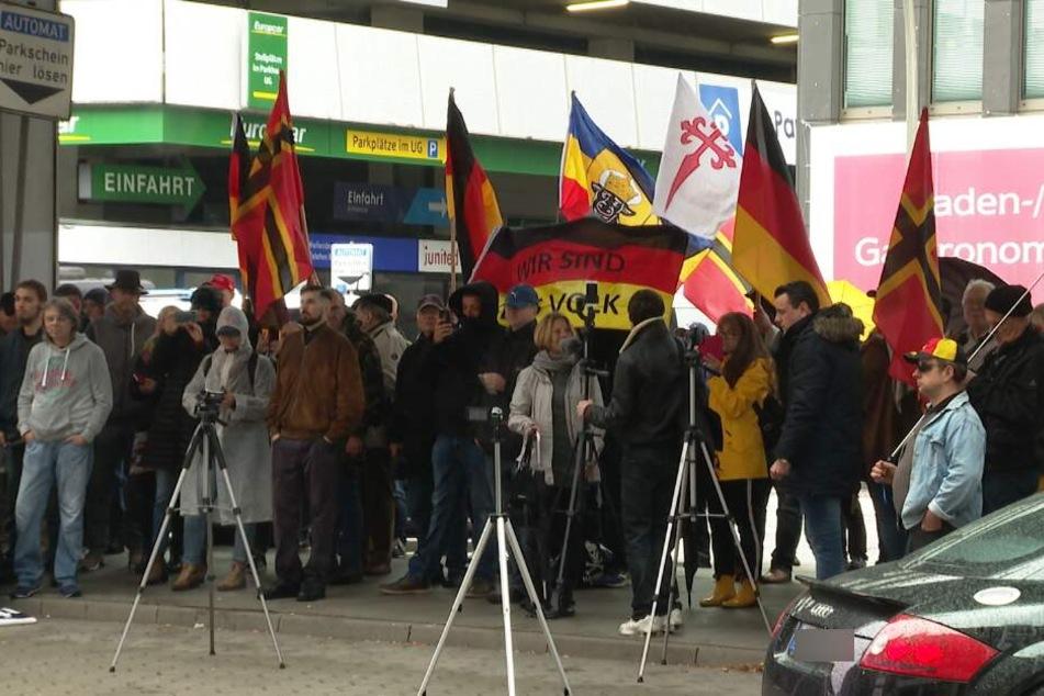 """""""Deutscher Michel""""-Demo: Nazi-Aufmarsch in Hamburg"""