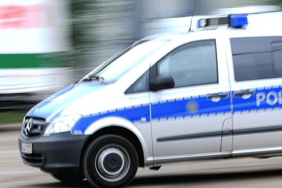 Die Polizei konnte den Jugendlichen an der Max-Planck-Straße schnappen.
