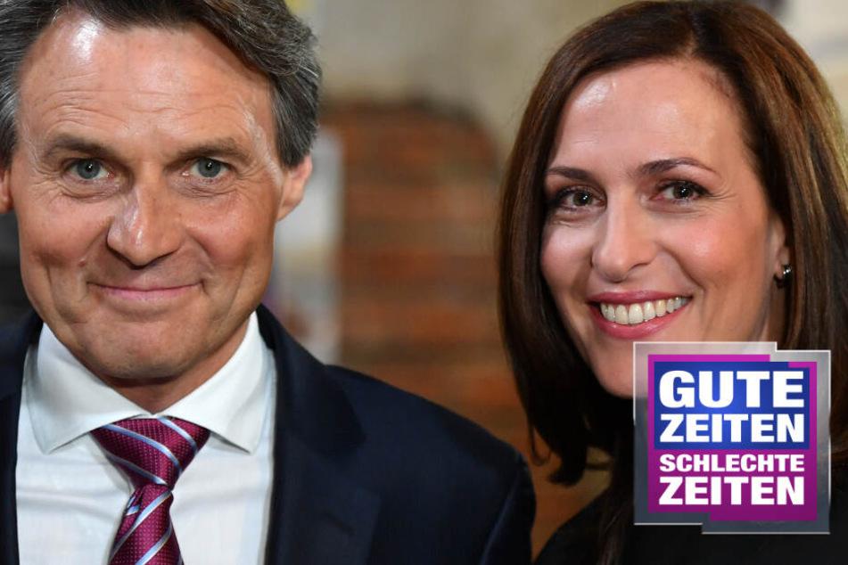 GZSZ-Ausstieg? Ulrike Frank ganz offen über Serientod: Wie ist die Zukunft von Katrin Flemming?