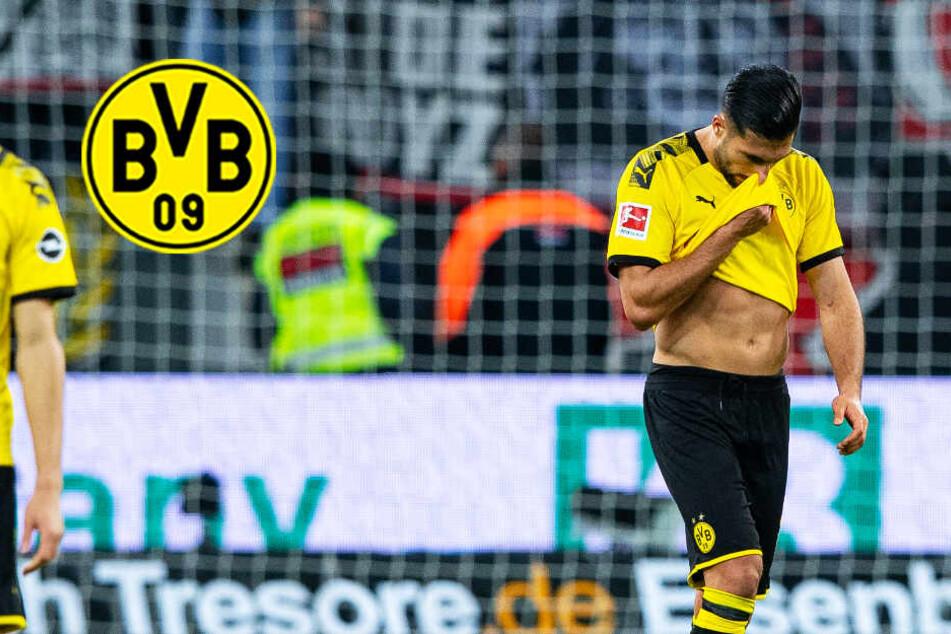 """BVB bei Nervenschlacht in Leverkusen zu naiv! Can: """"Kassieren zu einfach Gegentore"""""""