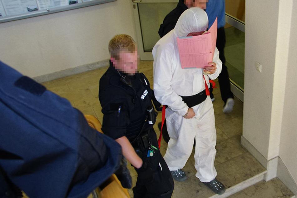 Christian L. (26) wurde am Mittwoch dem Haftrichter vorgeführt.
