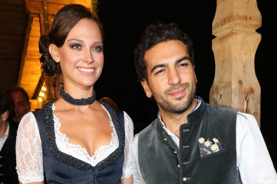 Ihr letzter Auftritt als Paar: Elyas M'Barek (34) und seine Julia (26) haben sich getrennt.