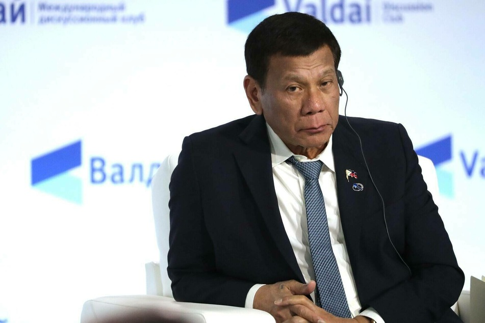 Rodrigo Duterte, President of the Philippines.