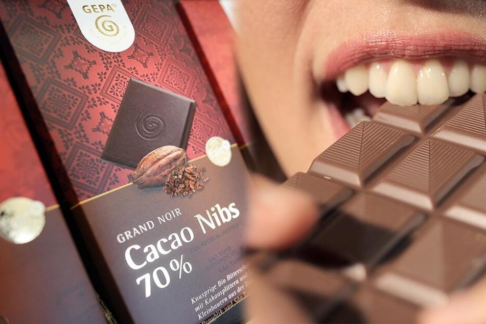 Antidepressiva war gestern: Esst mehr Schokolade!