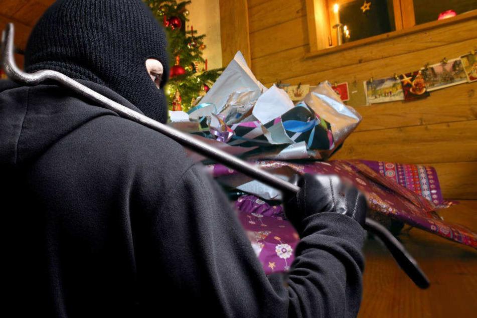 Total fies: Einbrecher reißen alle Weihnachts-Geschenke auf