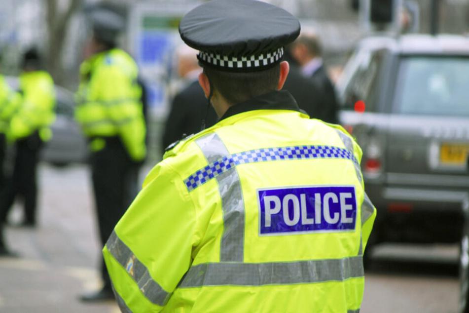 Die britische Polizei musste zu einem geklauten Auto anrücken (Symbolbild).