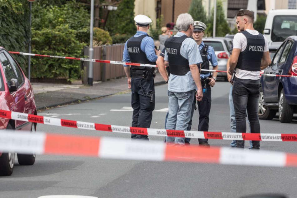 Das Kriminalamt untersucht derzeitig die Kugel der Tatwaffe.
