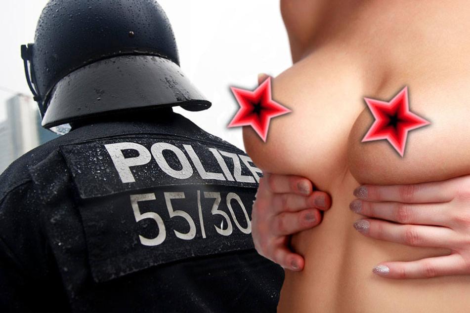 Frau (30) bespritzt Polizisten mit eigener Muttermilch