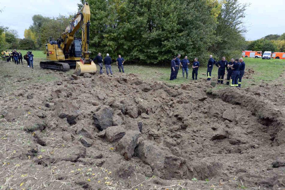 In Köln musste im Oktober 2019 eine Weltkriegsbombe kontrolliert gesprengt werden.