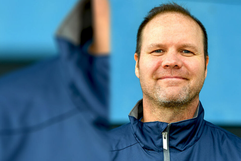 Coach Bradley Gratton.