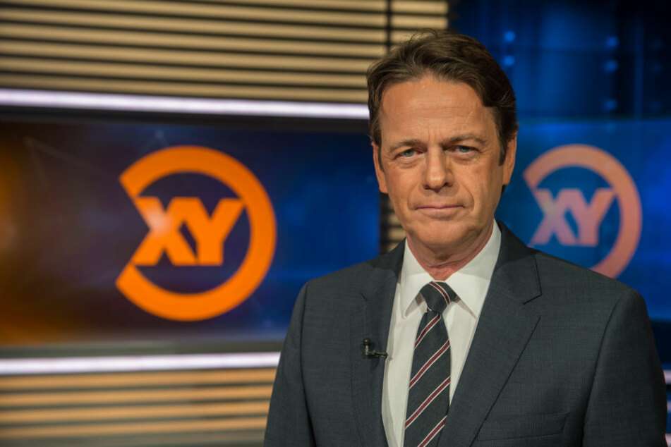 Rudi Cerne Moderiert die Sendung Aktenzeichen XY...ungelöst