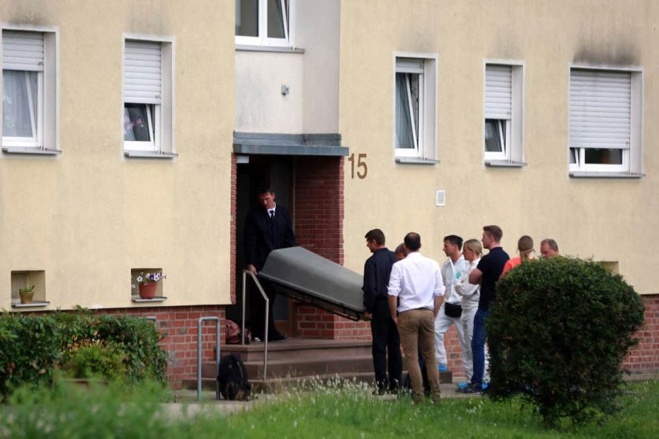 Im vergangenen Juni fand man die sterblichen Überreste des Mannes in Steinau an der Straße.