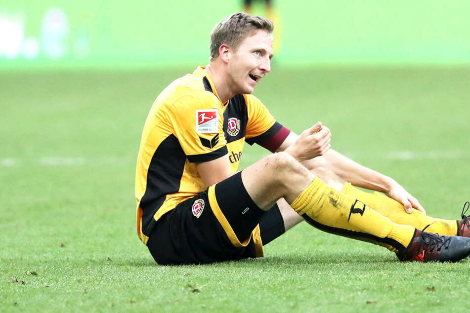 Marco Hartmann fällt nun verletzt aus.
