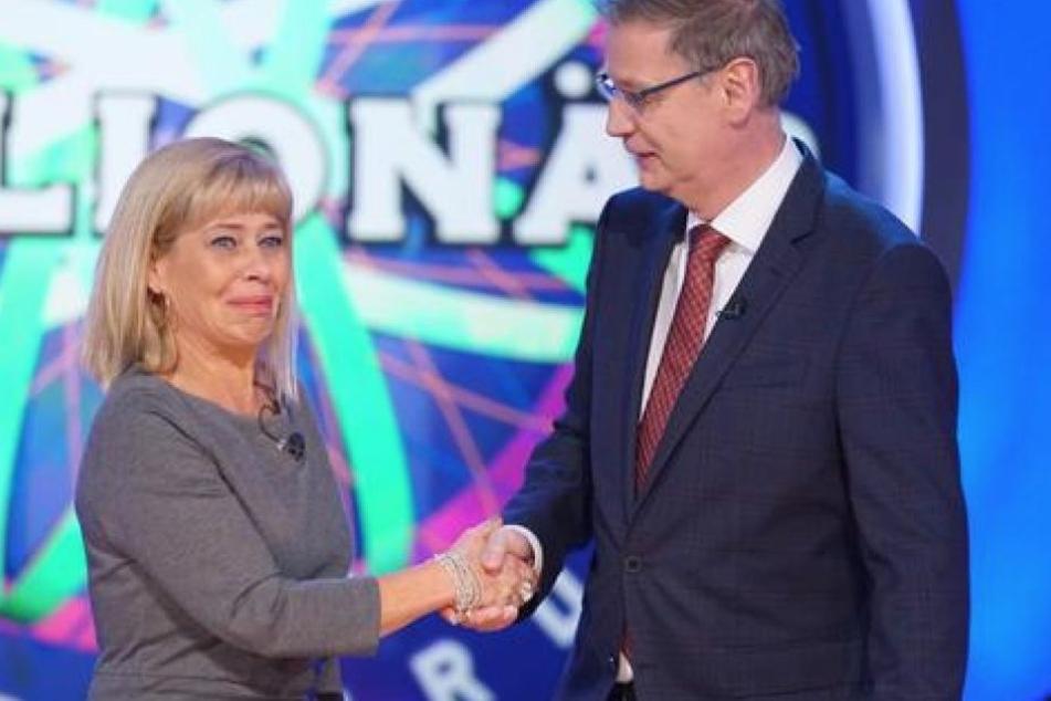 Die Kandidatin beeindruckte mit ihrer tiefen rauchigen Stimme.