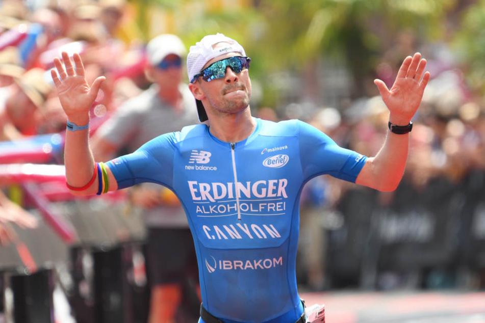 Auch Patrick Lange hat ernsthafte Absichten auf den Titel beim Ironman-Triathlon (Archivbild).