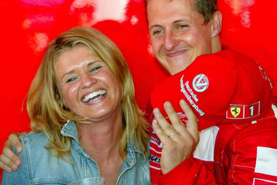 """Corinna Schumacher gibt privaten Einblick: """"Weiß, wem ich das hier zu verdanken habe"""""""