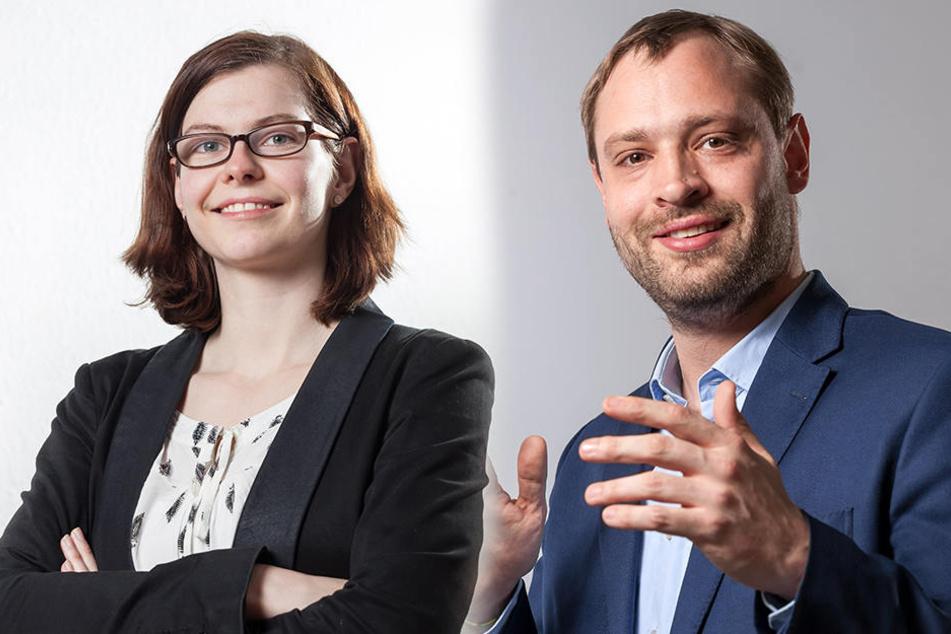 Sabine Pester (32, Linke) und Alexander Dierks (30, CDU) haben neue Richtlinien für Ferienfahren-Förderung auf den Weg gebracht.