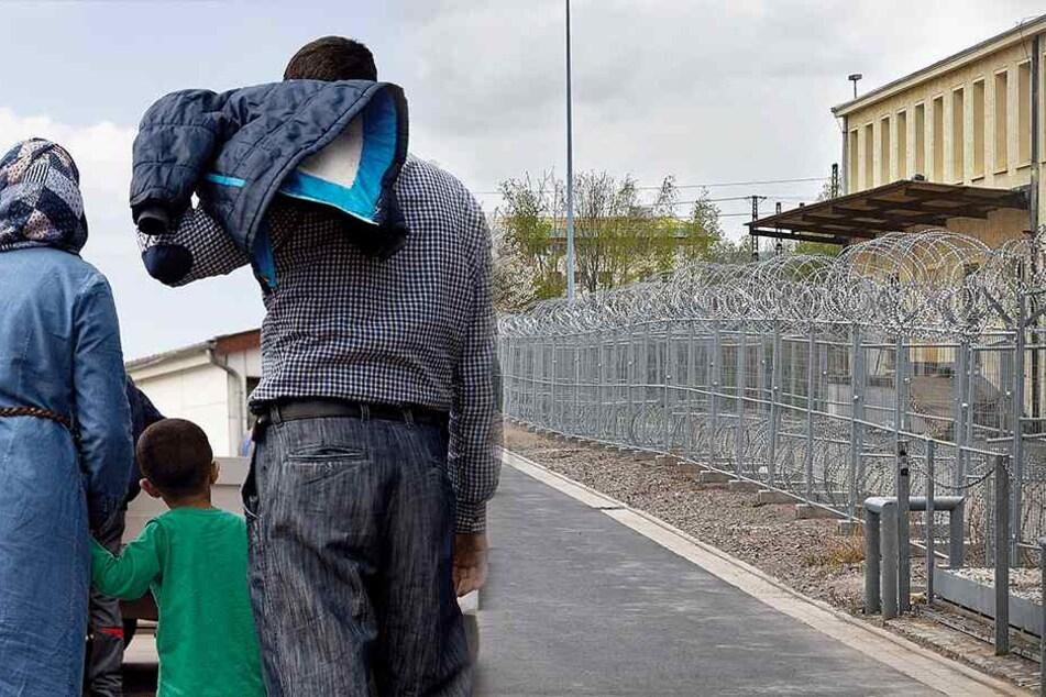 Für abgelehnte Asylbewerber: Das ist der Abschiebeknast mitten in Dresden