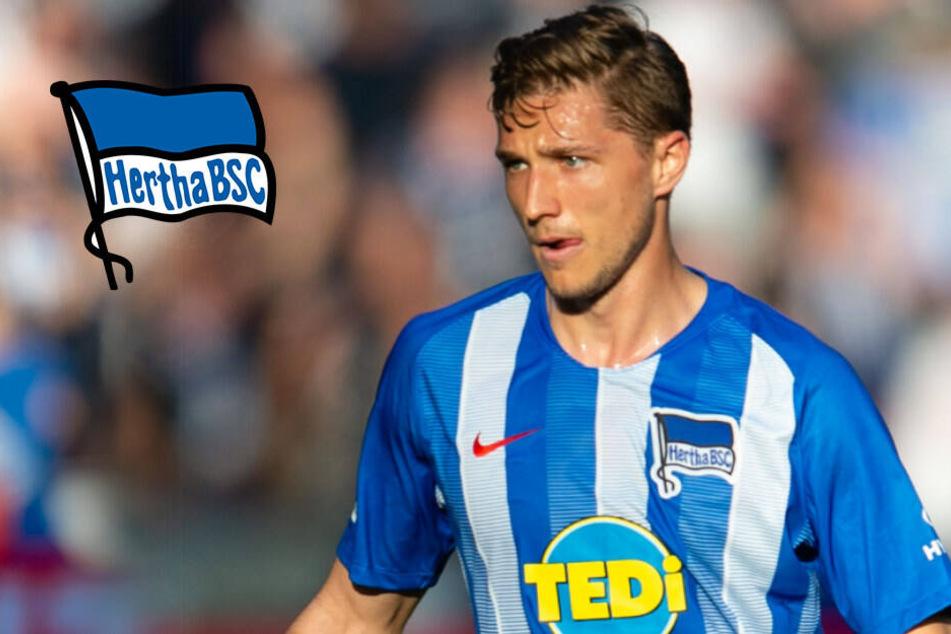 """Wechselgerüchte um Stark: """"Stand jetzt"""" weiter bei Hertha"""