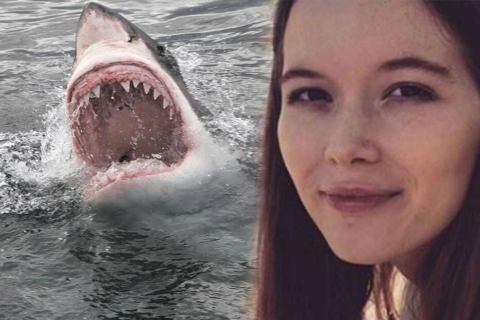 Ihre Eltern schrien, als sie den Hai entdeckten, doch Jordan hörte die Rufe zu spät.