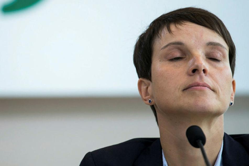 Jetzt auch in Sachsen! Frauke Petrys Immunität soll aufgehoben werden