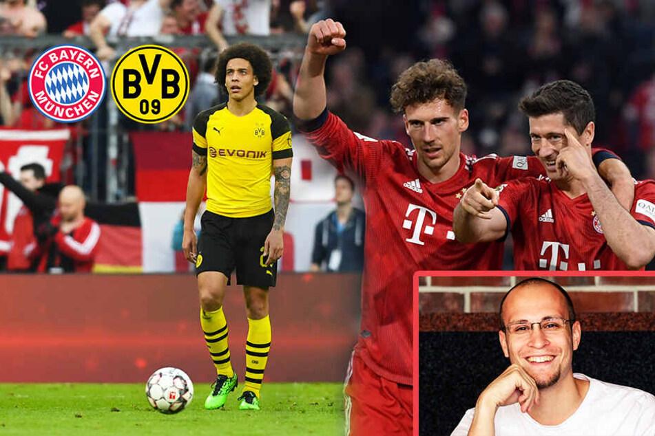 Klassenunterschied zwischen Bayern und BVB, aber Titelkampf noch nicht entschieden