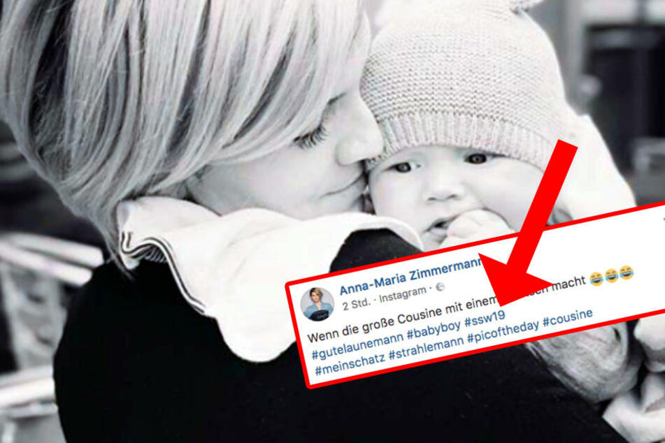 Fans rätseln: Ist Anna-Maria etwa schon wieder schwanger?