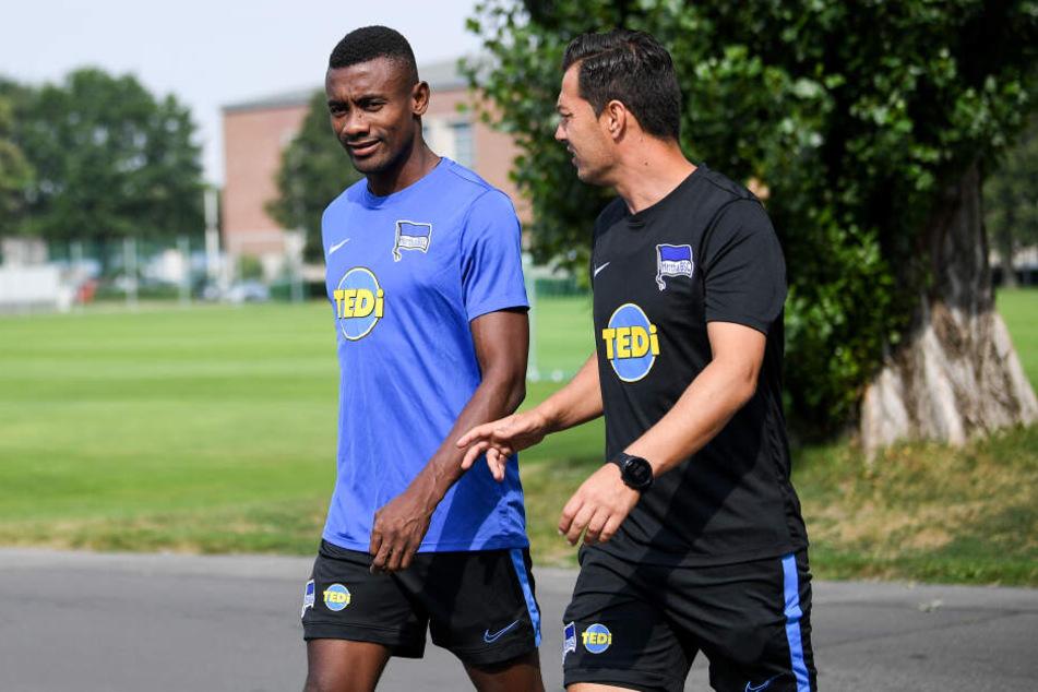 Zwei Kurzeinsätze: Salomon Kalou spielte bisher keine Rolle im Team von Ante Covic.