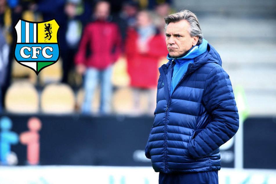 Nach Hänels Rücktritt: Sportlicher Offenbarungseid beim CFC!
