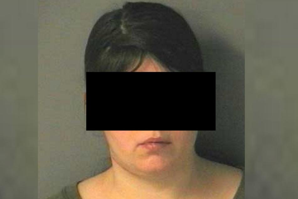 Jodi (33) rastete komplett aus. Nun sitzt sie im Gefängnis, hat sieben Anzeigen am Hals.